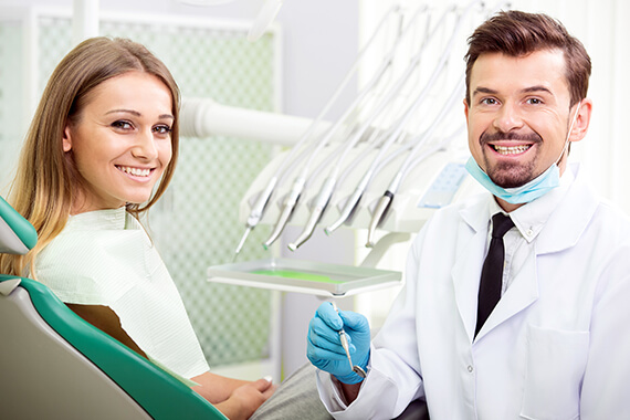 Working With Your Dentist